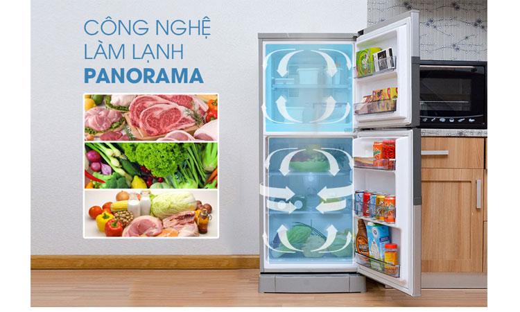 Tủ lạnh Panasonic NR-BJ188SSVN bảo quản thực phẩm tươi ngon lâu hơn