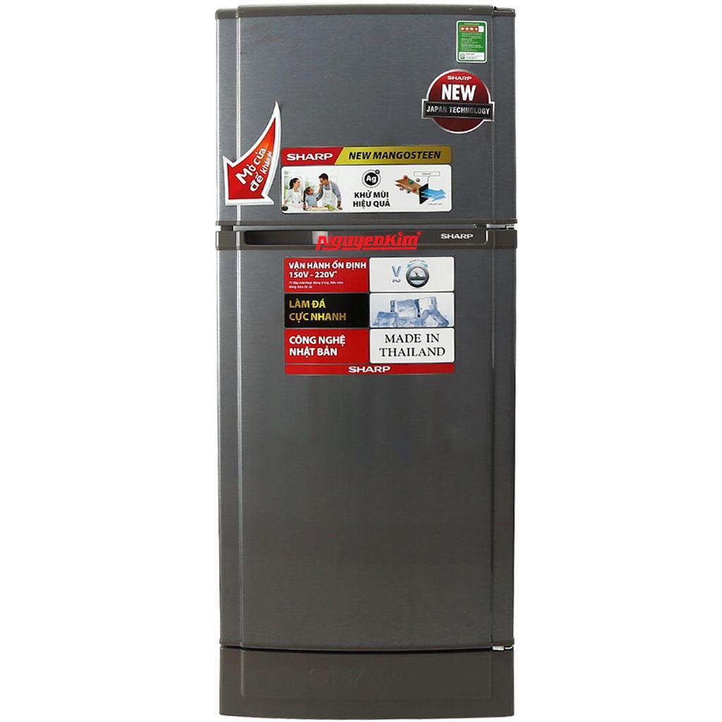 Đánh Giá Tủ Lạnh Sharp 2 Cửa SJ-16VF3 150 Lít