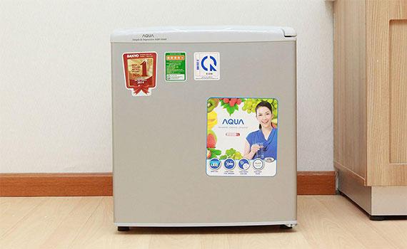 Đánh Giá Tủ Lạnh Mini Aqua AQR-55AR 50 Lít