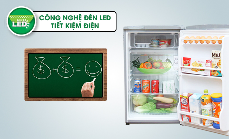 Đánh Giá Tủ Lạnh Mini Aqua AQR-95AR 90 lít