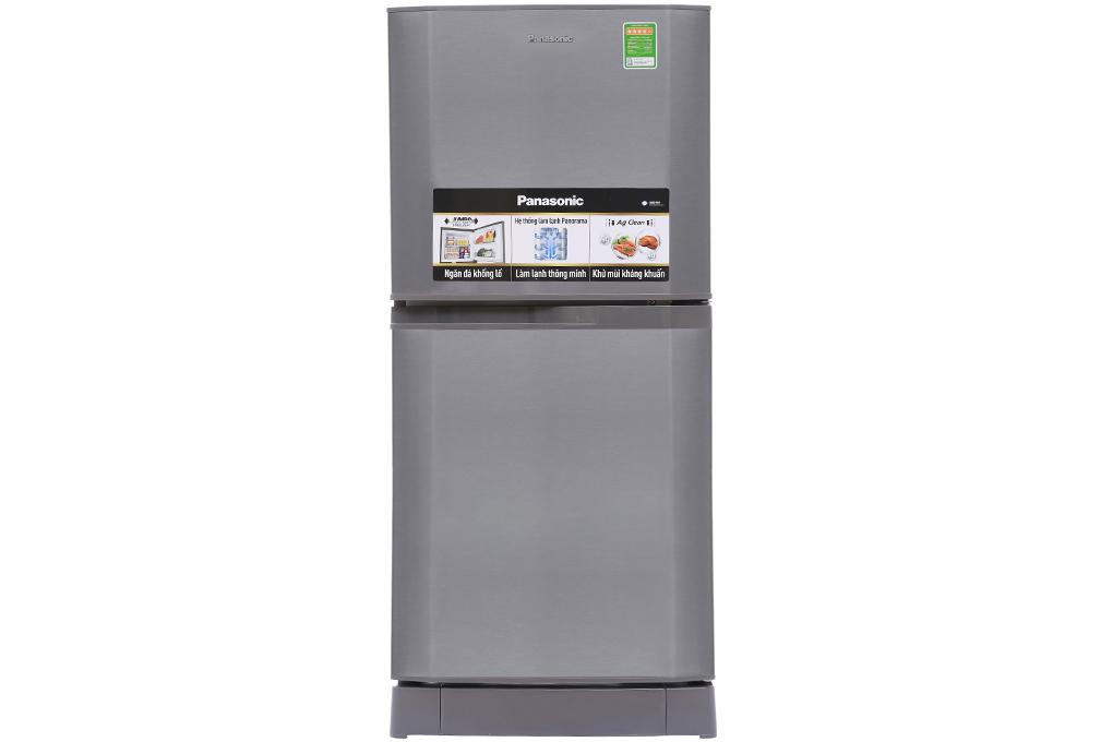 Đánh Giá Tủ Lạnh Mini Panasonic NR-BJ158SSVN 135 lít