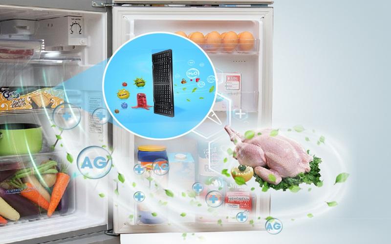 Công nghệ Nano Fresh Ag+